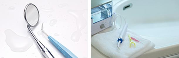 当院の歯周病治療の特徴と治療の流れ